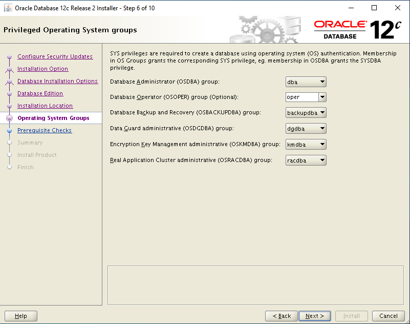 oracle-12c-install-operating-system-groups