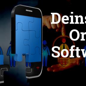 Deinstall Oracle Software
