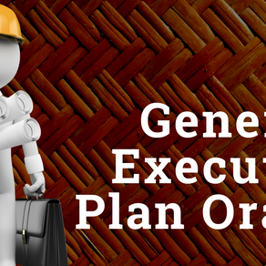 Generate Execution Plan in Oracle