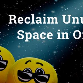 Reclaim Unused Space in Oracle