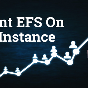 Mount EFS on EC2 Instance