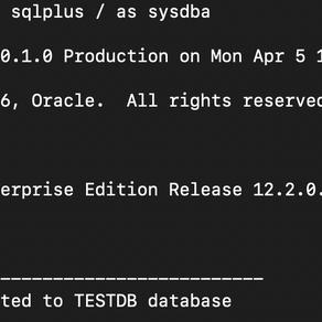 Setup glogin.sql in Oracle