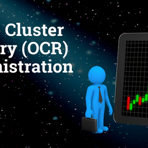 Oracle Cluster Registry (OCR) Administration