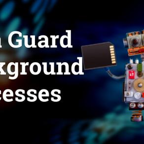Data Guard Background Processes