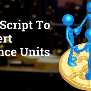 Shell Script to Convert Distance Units