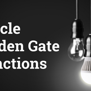 Oracle Golden Gate Functions