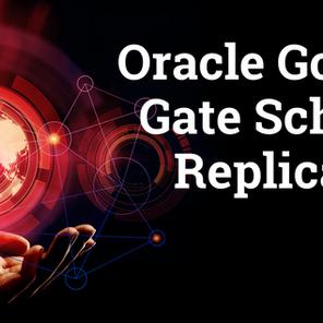 Oracle Golden Gate Schema Replication