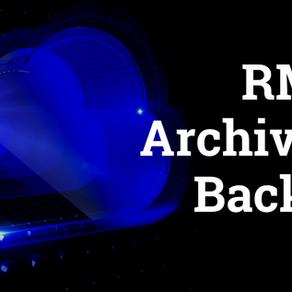 RMAN Archivelog Backups