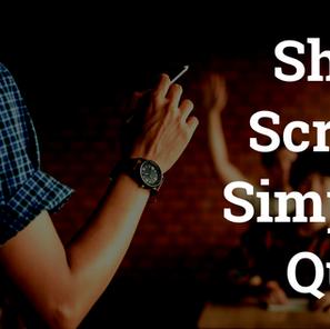 Shell Script Simple Quiz