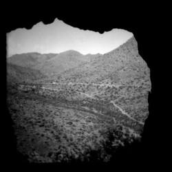 Galiuro Mountains, Arizona 2005