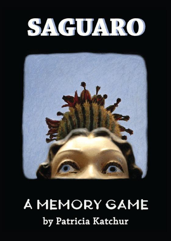 Saguaro Memory Game Patricia Katchur / Cherry Artist Editions