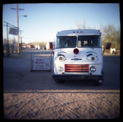 Mammoth, Arizona 2003