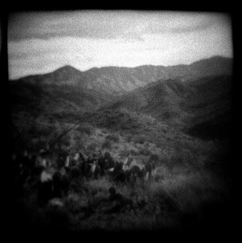North of Catalina, Arizona 2002