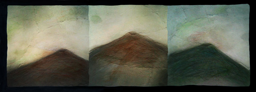 Mountains Triptych