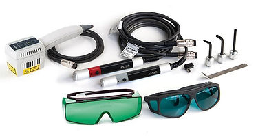 Accessories for laser therapy.JPG
