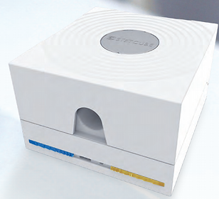 STET CUBE Innovative UV-C Disinfection for Stethoscope