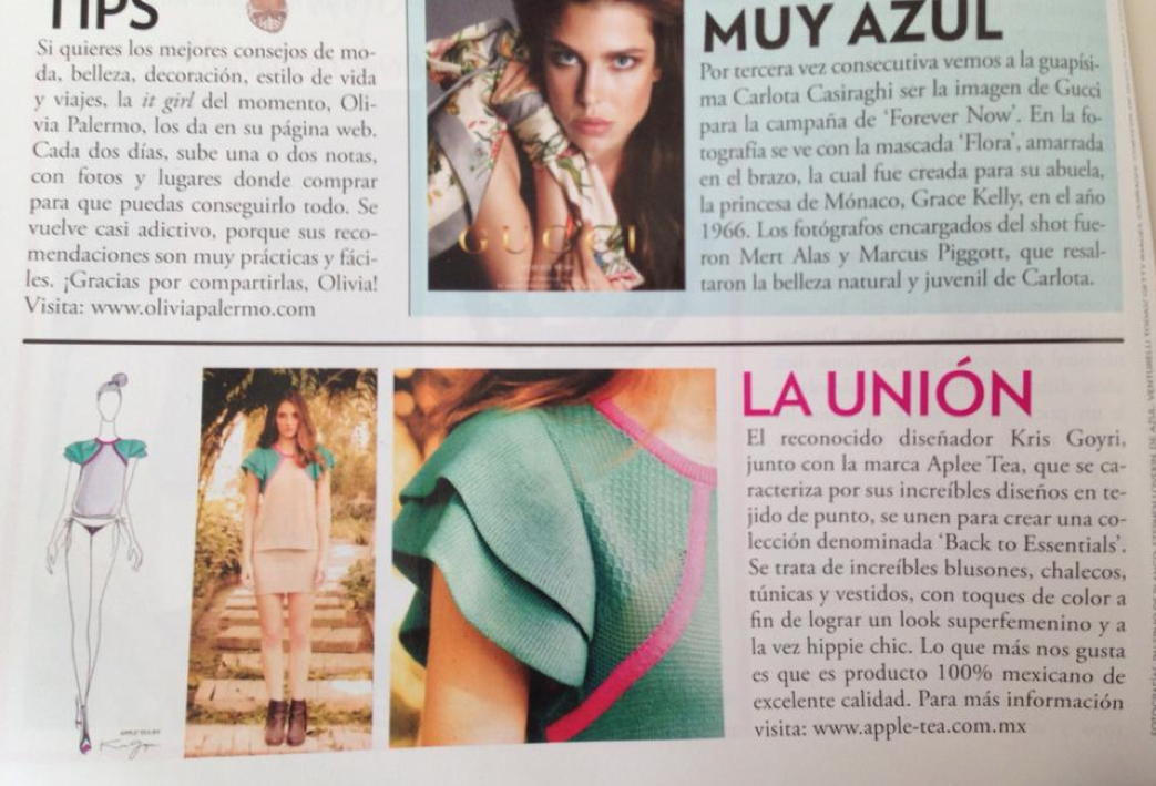 Revista Glamour.