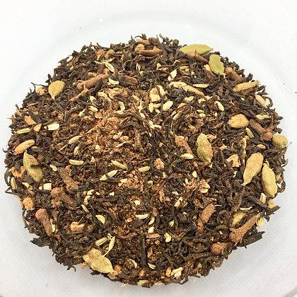 Organic Spiced Chai (20 Tea Sachets)