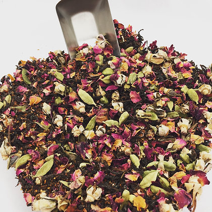 Organic Cardamom Rose (20 Tea Sachets)