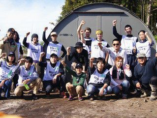特集:「復興ボランティア白樺隊」が行く熊本県西原村(熊本第6回目)