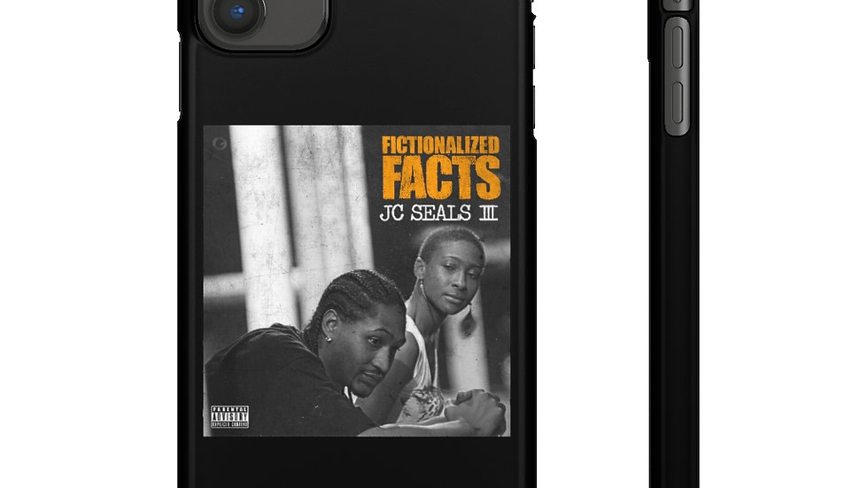 Fictionanlized Facts album Phone Snap Cases
