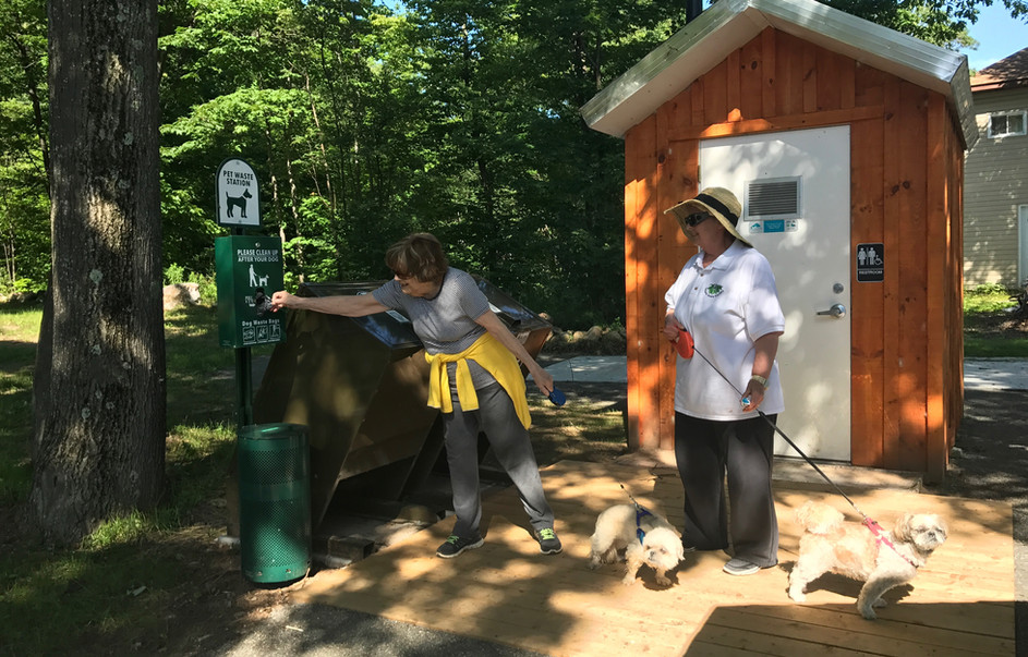 Lake Superior Water Trail Ammenities