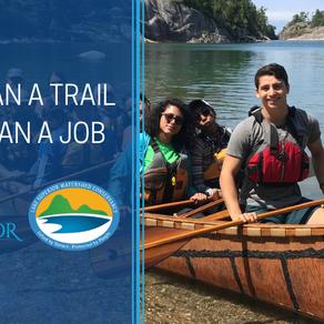 More Than A Trail, More Than A Job
