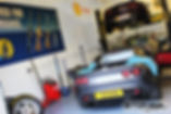 lotus car specialist mansfield nottingham midlands