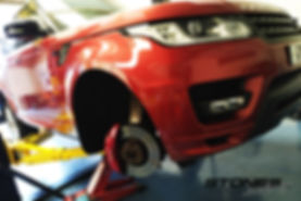 range rover sport repairs specialist man