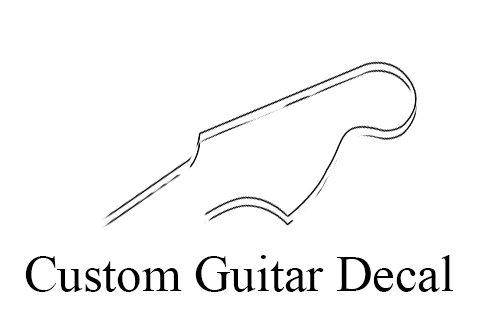 Custom Decal Orders