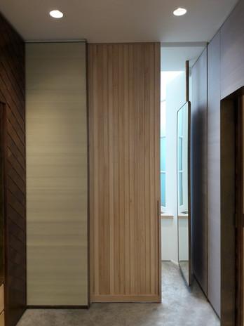 Solid Maple Door