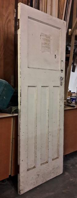 Stripped door