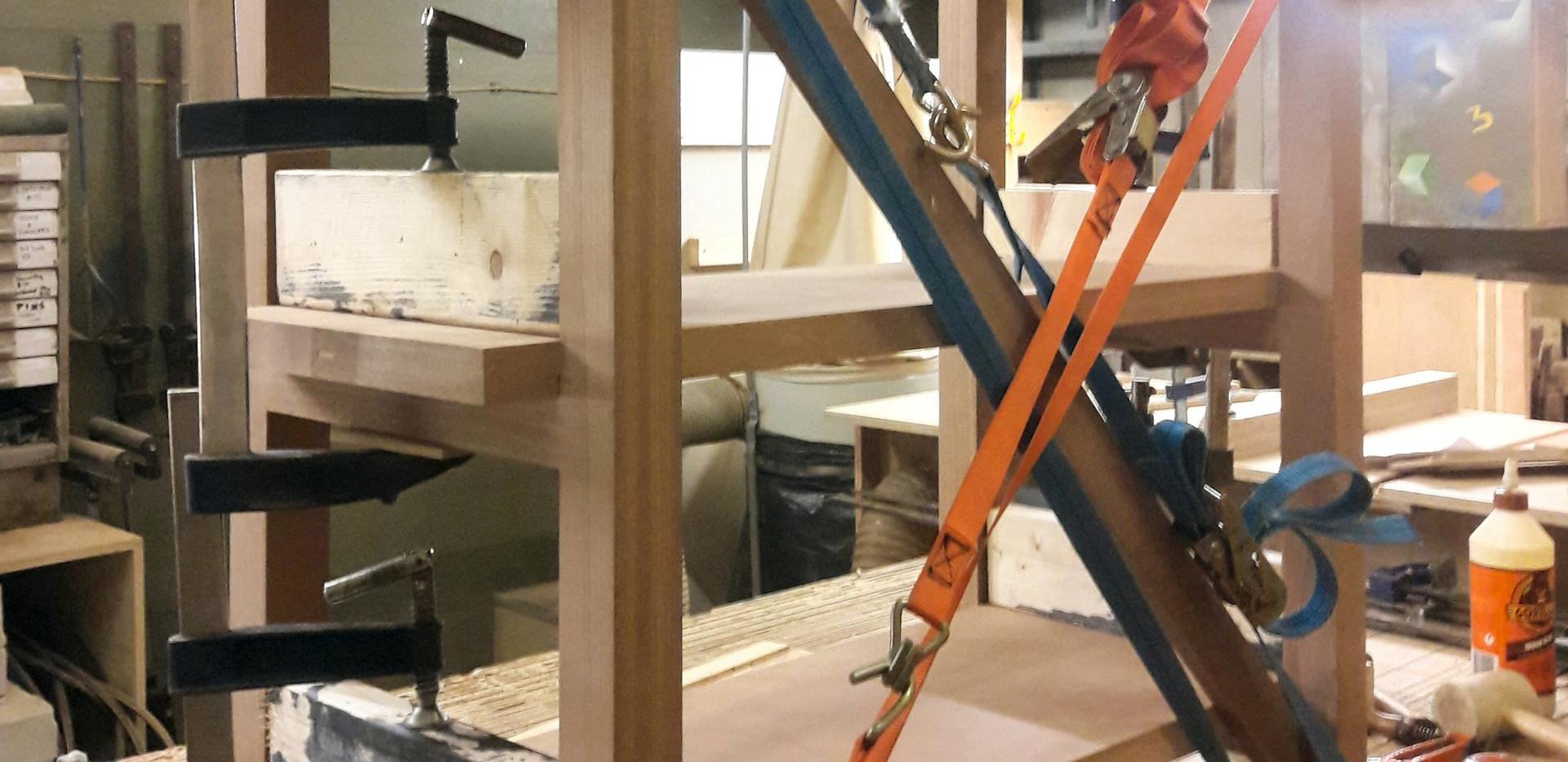Shelf assembly