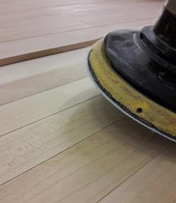 Woodwork processes