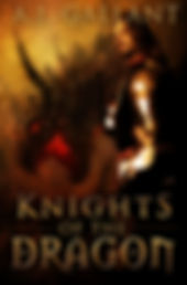 The book Knights of the Dragon