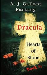 The novel Dracula Hearts of Stone