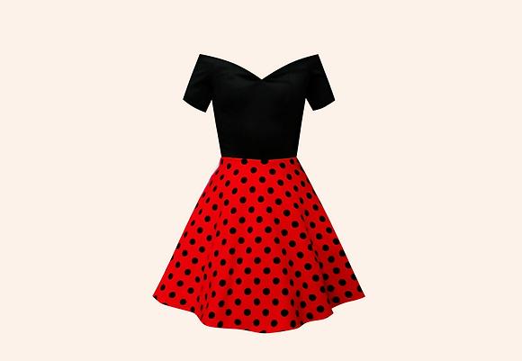 Vestido Rocker / Rocker Dress