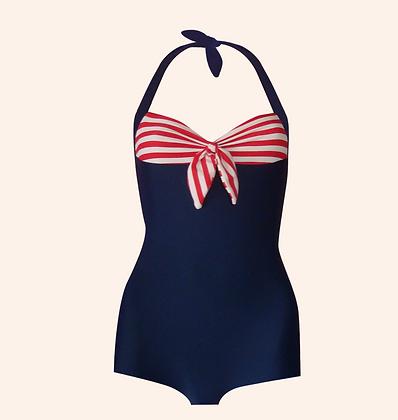 Traje de Baño Blue / Blue Swimsuit