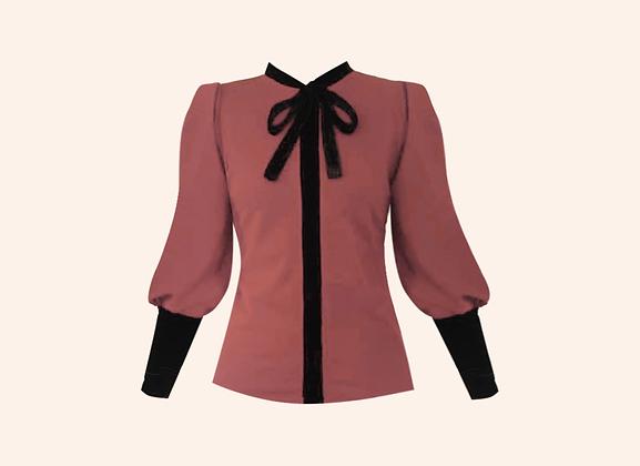 Blusa Oscar Rosé