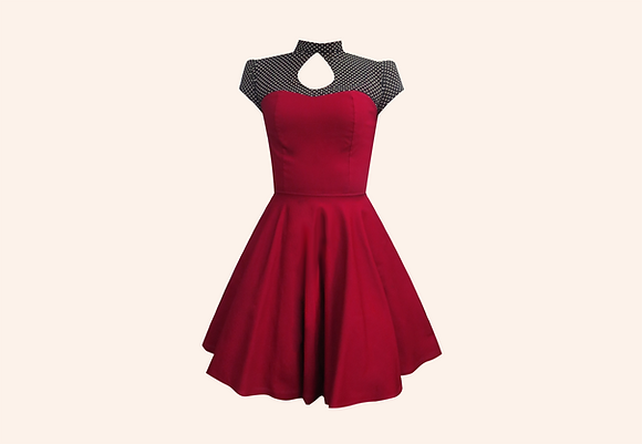 Vestido Madame / Madame Dress