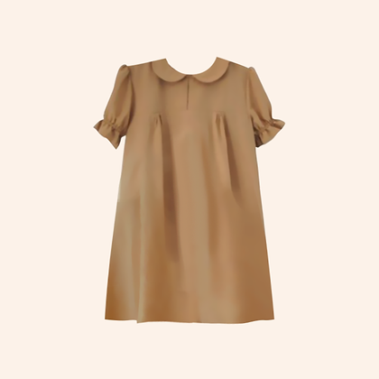 Minidress Countryside Beige