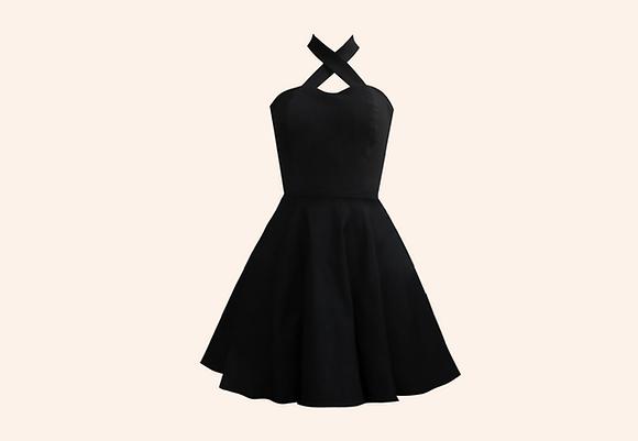 Vestido Black / Black Dress