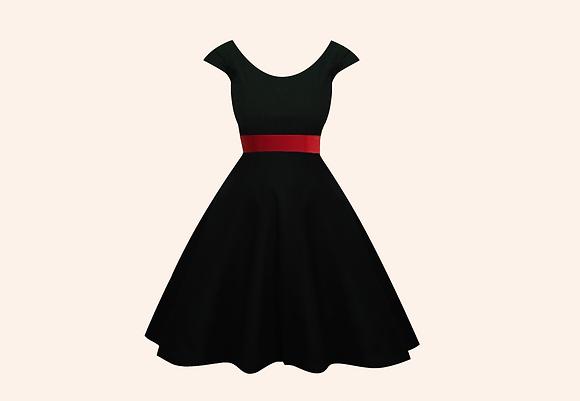 Vestido Diva/ Diva Dress