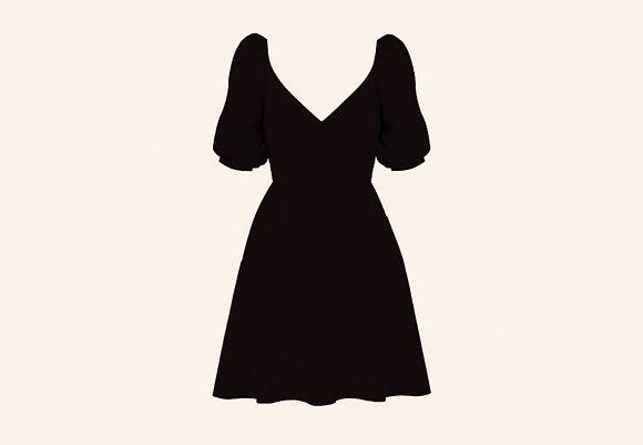 Vestido Ipswich black