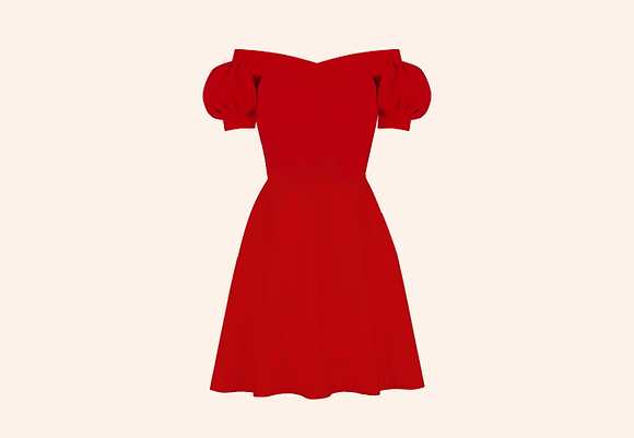 Vestido Berry