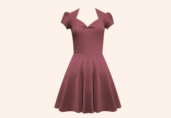 Vestido Beloved Rosé