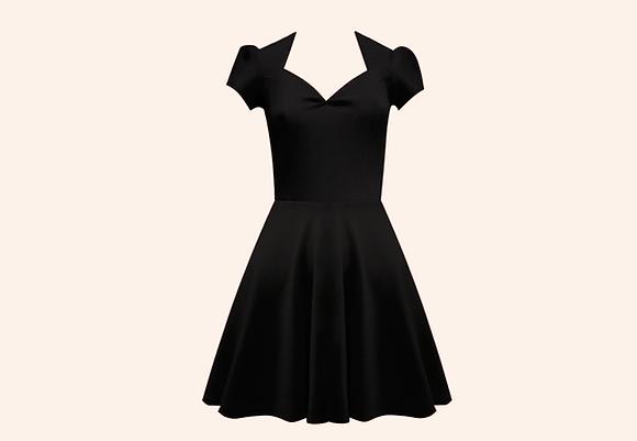 Vestido Beloved Black