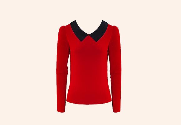 Jersey Crimson / Crimson Jersey