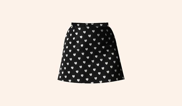 Minifalda  Love