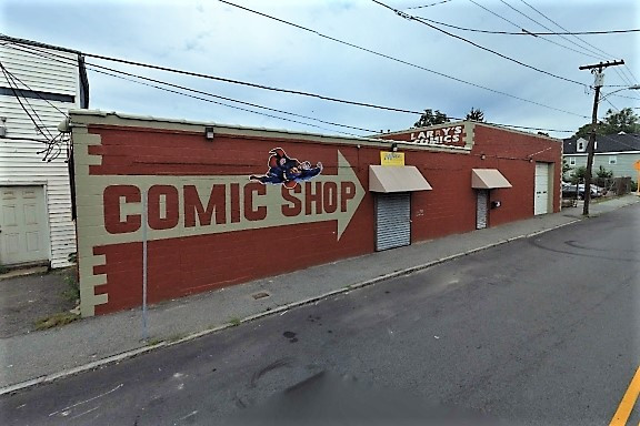 Larry's Comics, Lowell, MA